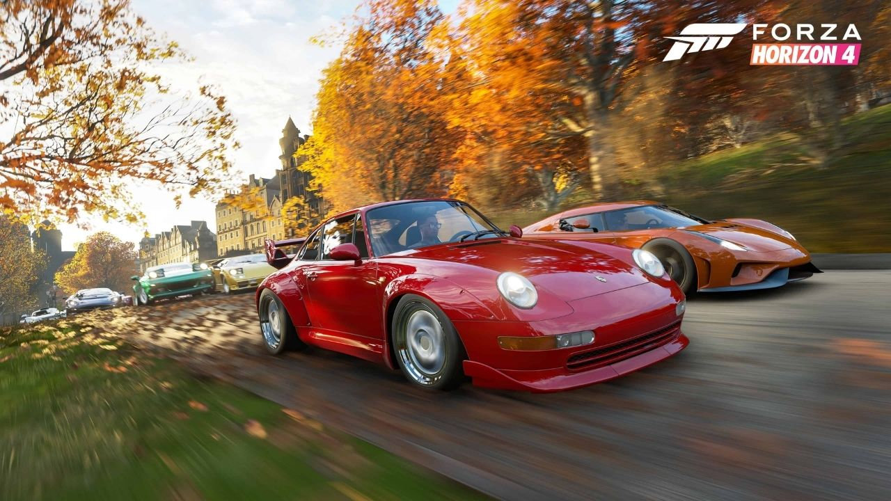 Forza Horizon 4 is coming to Steam : Forza Horizon 4 PC Specific Requirements