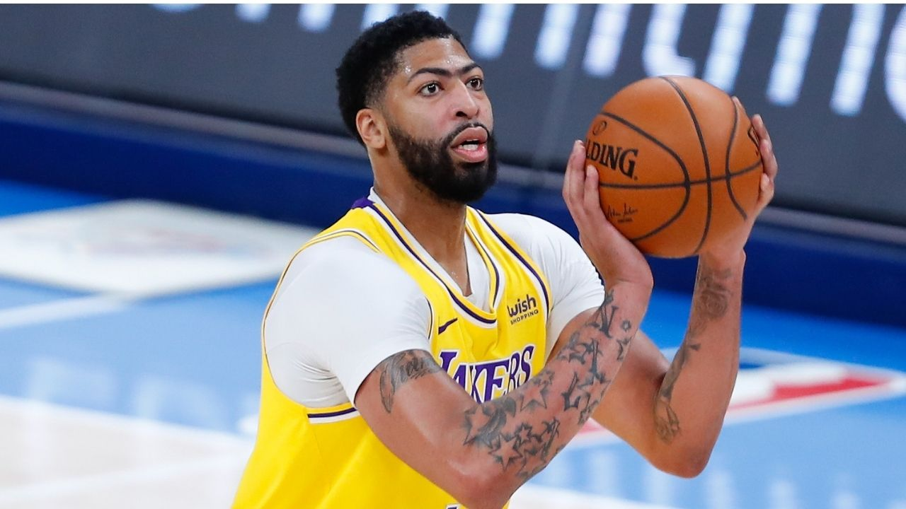 """""""Don't want to be a one-stop shop"""": Anthony Davis hungry for more championship success with LeBron James and the Lakers"""