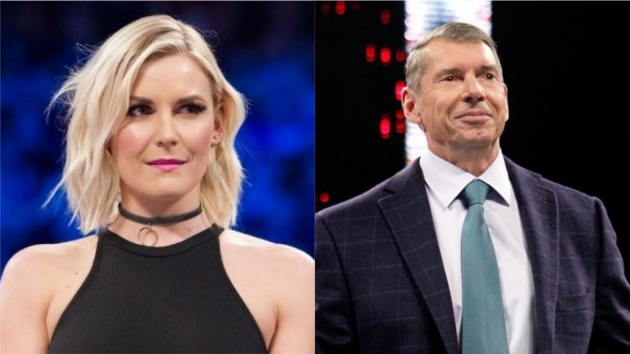 Renee Young reveals how Vince McMahon reacted to her first night on commentary in the WWE