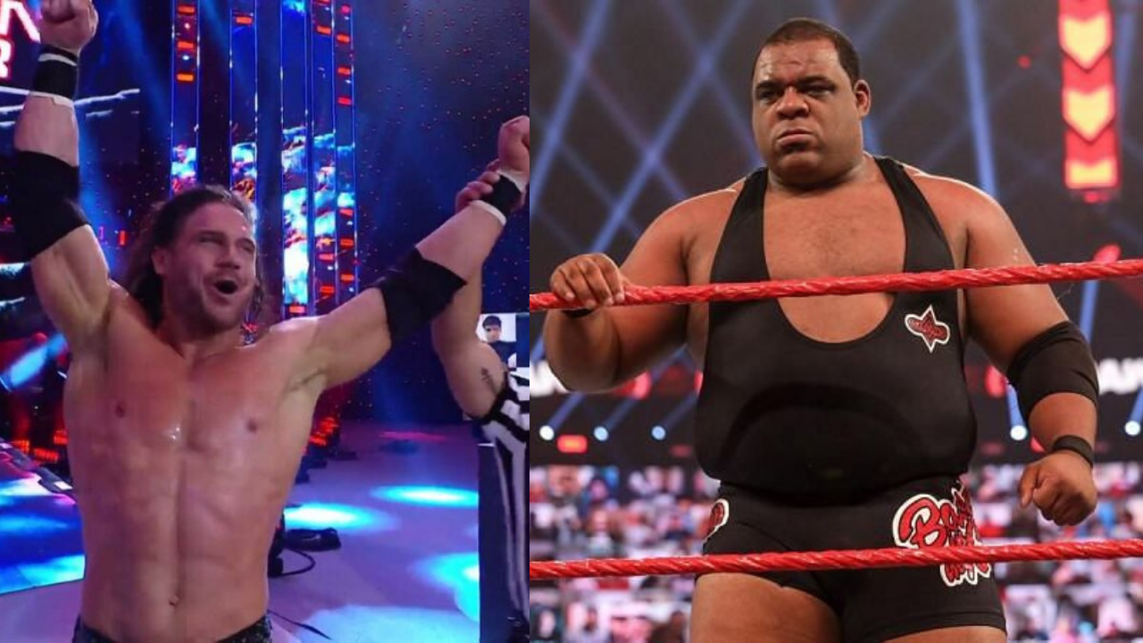 Real Reason Why Keith Lee was replaced in the U.S. Title Triple Threat Match at WWE Elimination Chamber