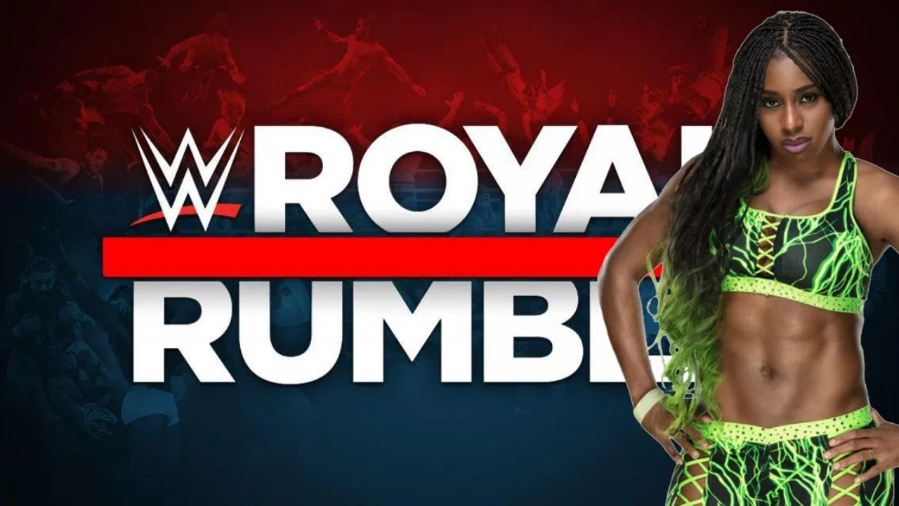 Naomi Shocks WWE Universe, Becomes The No.2 Entry Of 2021 Women's Royal Rumble Match