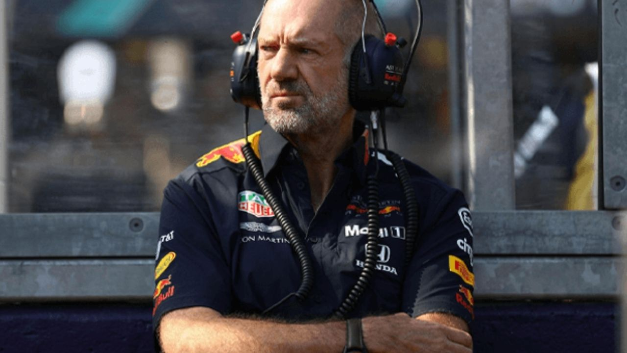"""""""I just don't think this is a good rulebook""""- Adrian Newey not excited by new 2022 regulatons"""