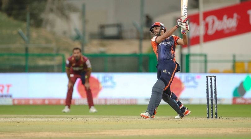 DB vs DG Fantasy Prediction: Delhi Bulls vs Deccan Gladiators – 1 February 2021 (Abu Dhabi). The hitters like Evin Lewis, Kieron Pollard, and Ravi Bopara are on the display.