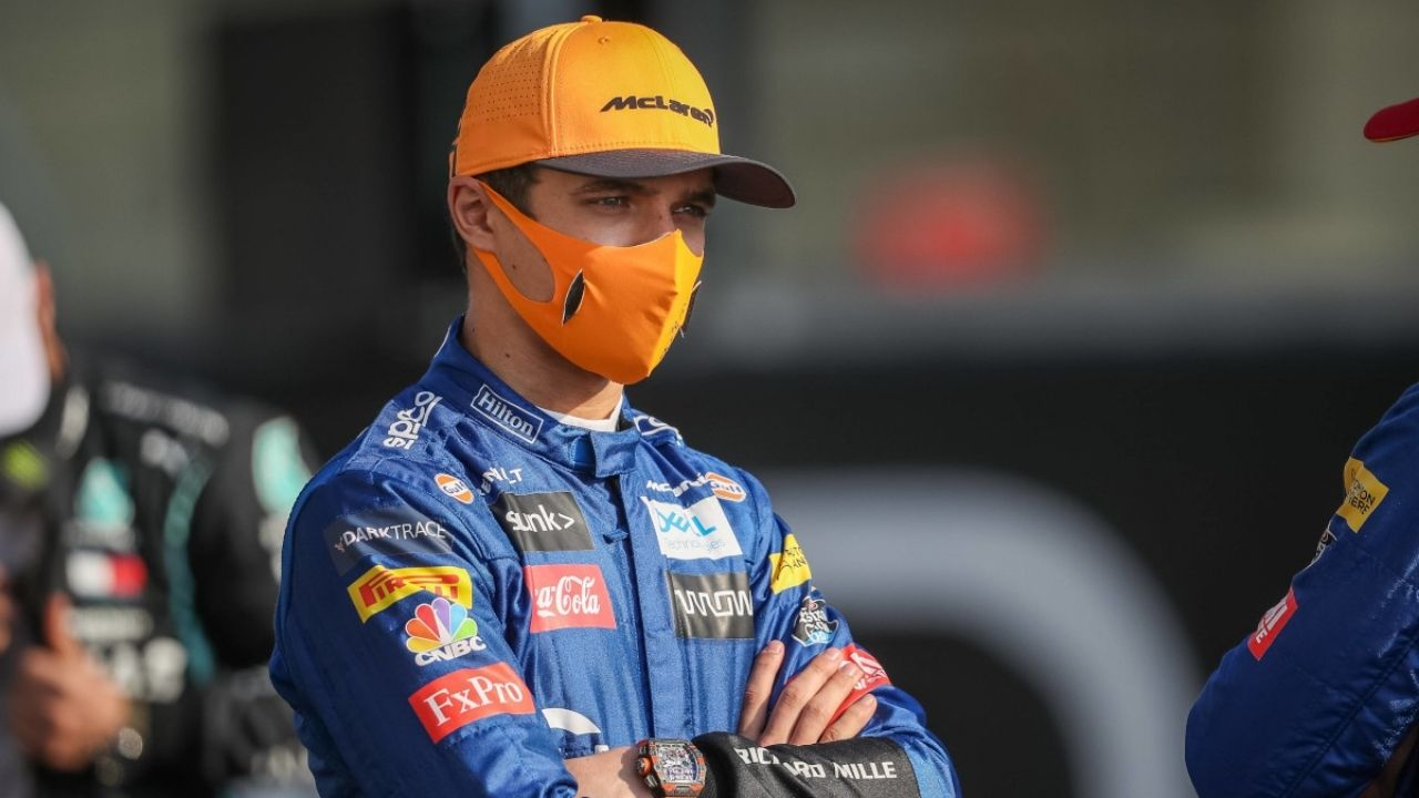 """I can't pretend to be better""- Lando Norris acknowledges Daniel Ricciardo's might"