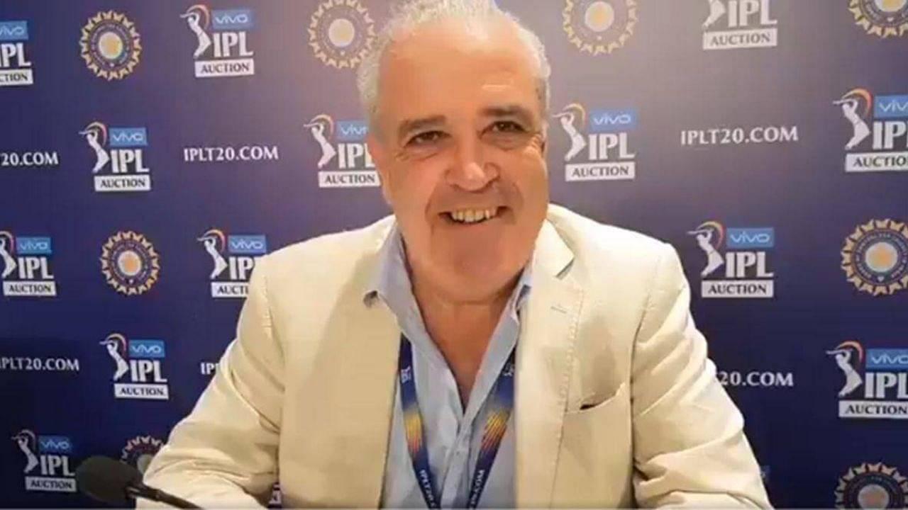 IPL 2021 auctioneer: Who is Hugh Edmeades?