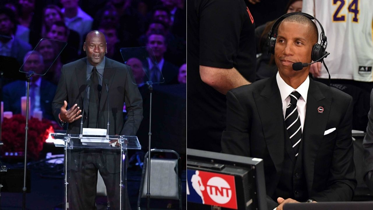 """""""Michael Jordan was like a vampire"""": Reggie Miller was in awe of MJ's energy levels on the sets of Space Jam"""