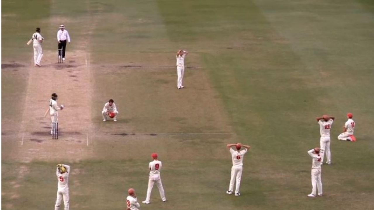 Western Australia vs South Australia: Liam O'Connor barely manages to survive against Chadd Sayers in Sheffield Shield cliffhanger