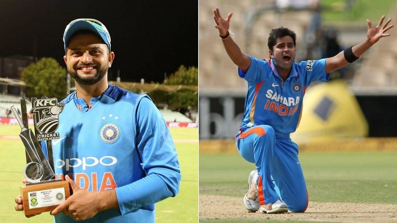 """Congratulations for wonderful career"": Suresh Raina applauds R Vinay Kumar after latter announces retirement"