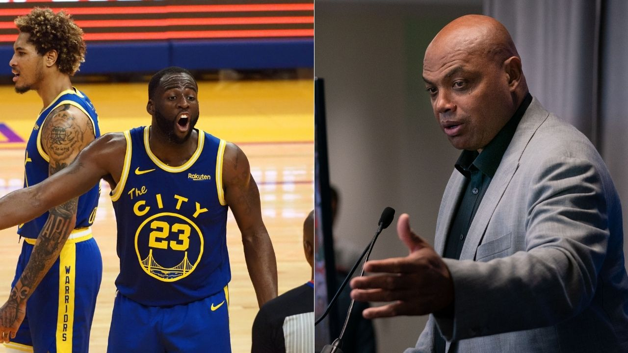 """Draymond Green has to be careful"": Charles Barkley dishes out advice to Warriors DPOY following rant on double standards between players and teams"