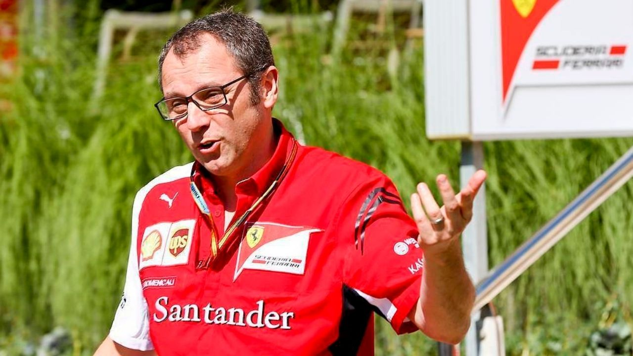 """""""We're going to avoid as much as possible the triple-headers""""- F1 CEO Stefano Domenicali"""