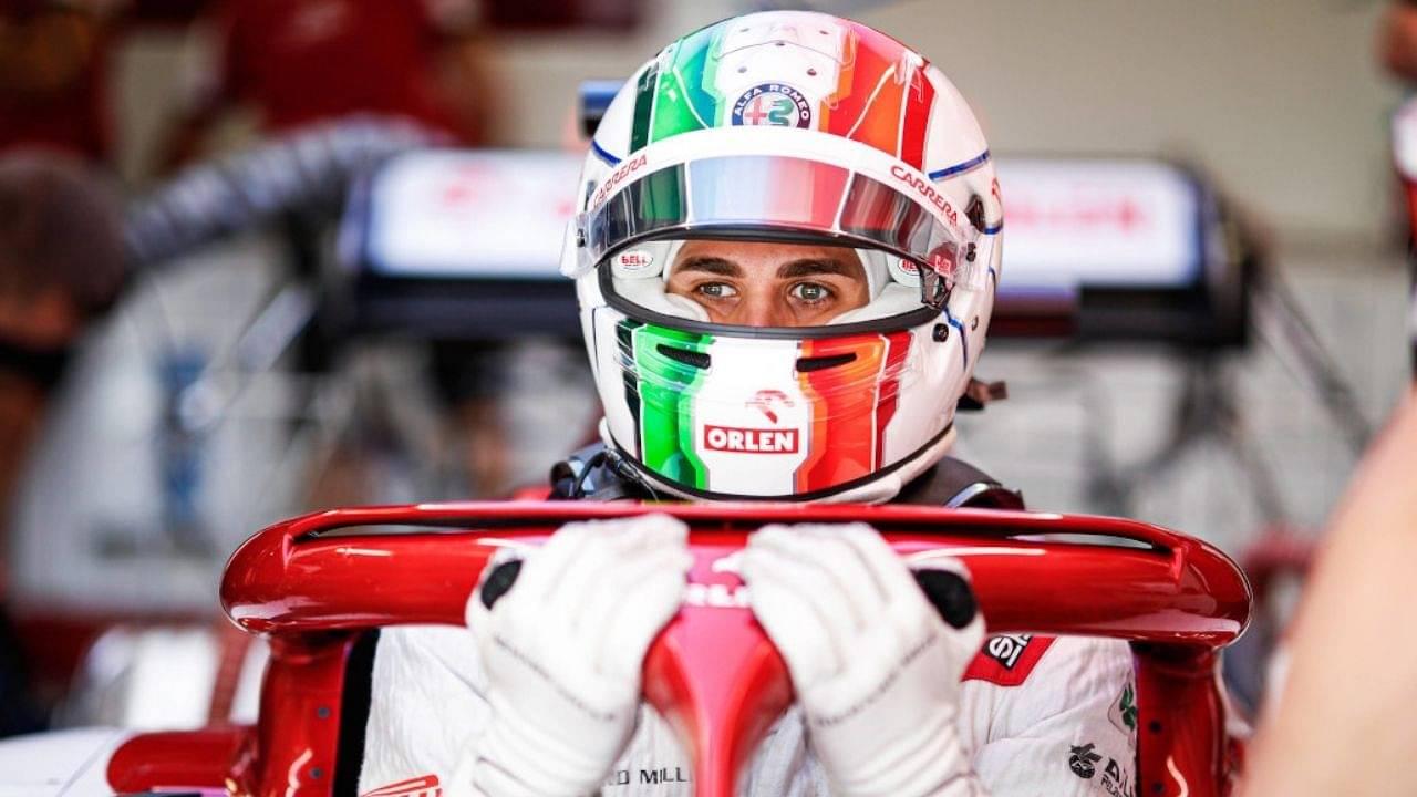 """""""In Maranello they are positive""""- Antonio Giovinazzi affirms Ferrari power unit progress in 2021"""