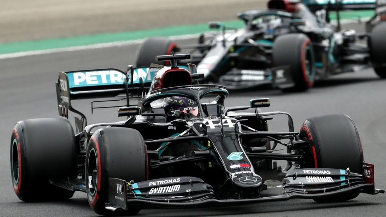 """""""I hope one day there will be a movie about it""""- Why Lewis Hamilton doesn't race with car number 1"""