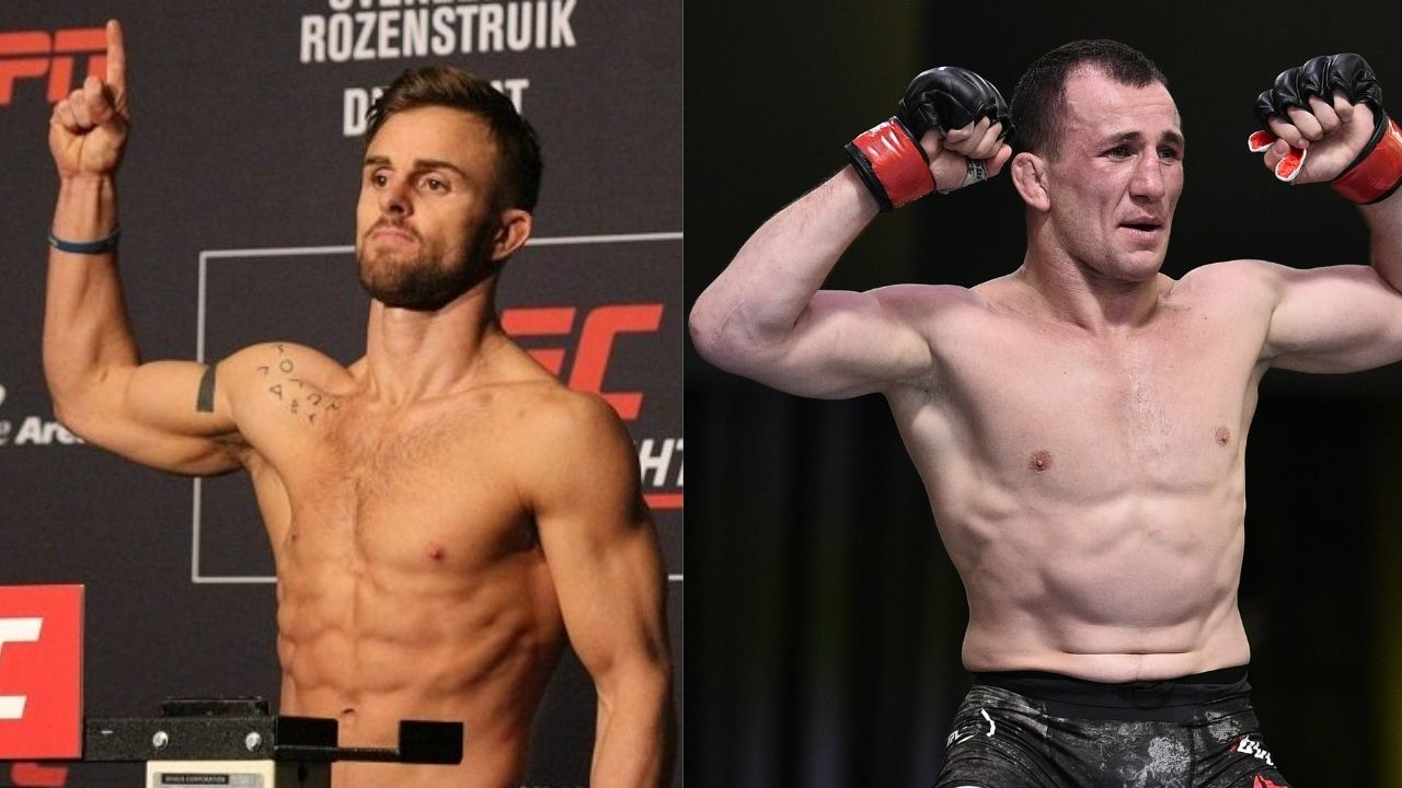 """Didn't you just jump head first into a frozen puddle?"": Cody Stamann and Merab Dvalishvili engage in a Twitter tussle over their canceled bout"