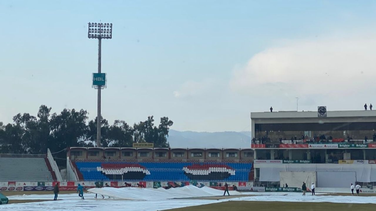 Weather at Rawalpindi cricket stadium: What is the weather prediction for 2nd Pakistan vs South Africa Test?