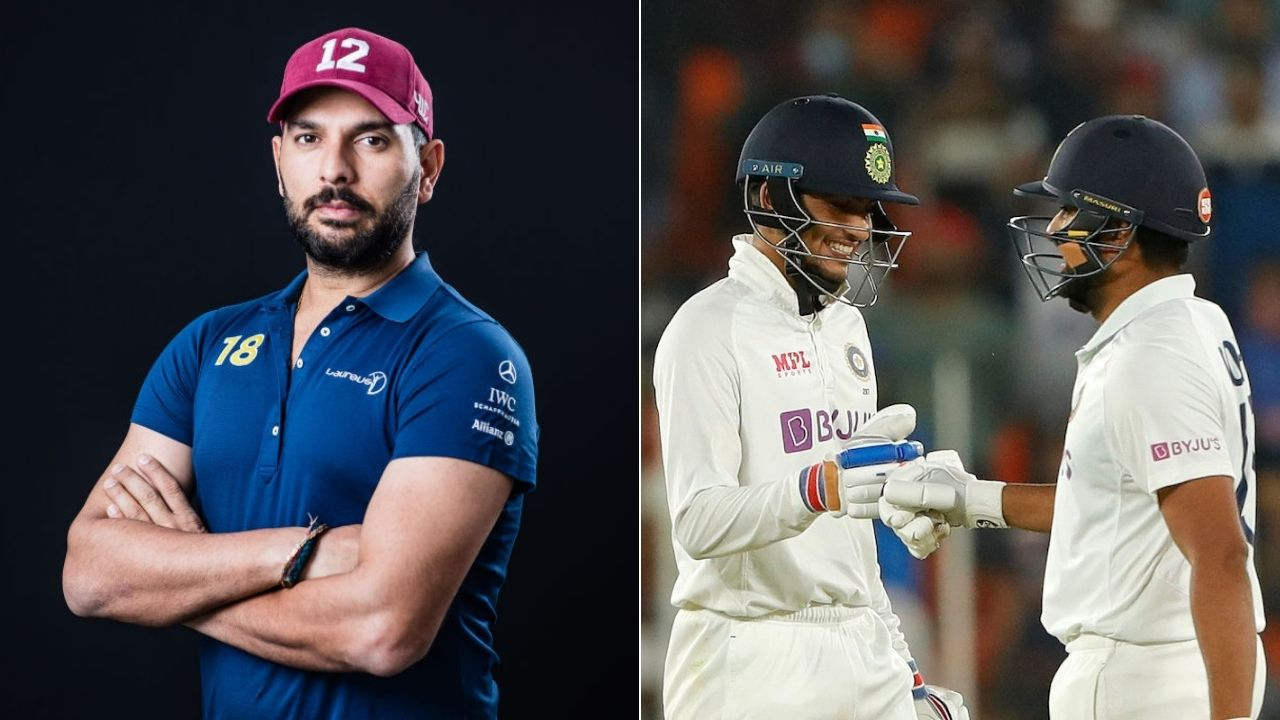 """""""Finished in 2 days"""": Yuvraj Singh reacts to pink-ball Test in Ahmedabad as India register win on Day 2"""
