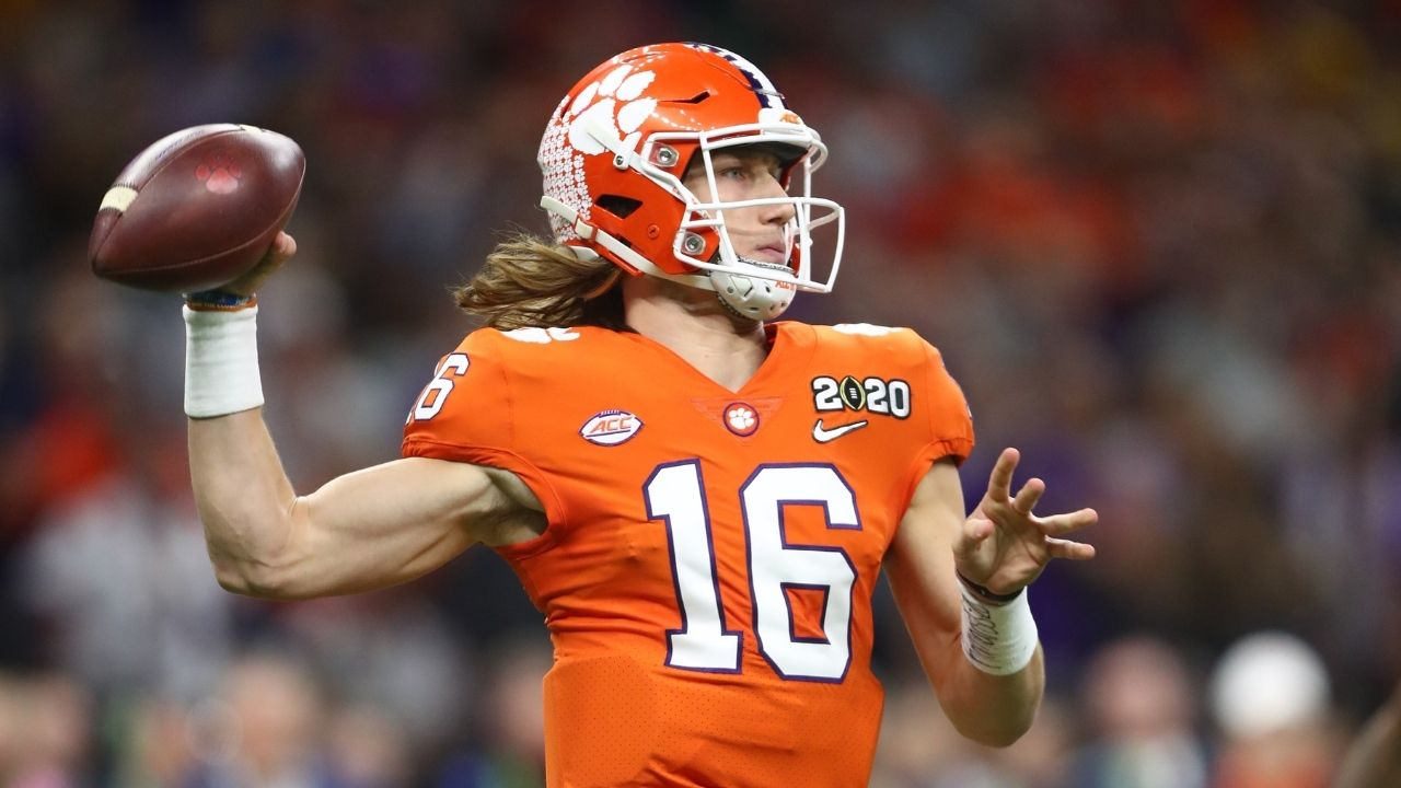 """""""Trevor Lawrence is the future of football and we think that Crypto is the future of finance,"""": Blockfolio COO ecstatic after QB Trevor Lawrence signs new endorsement with crypto company."""