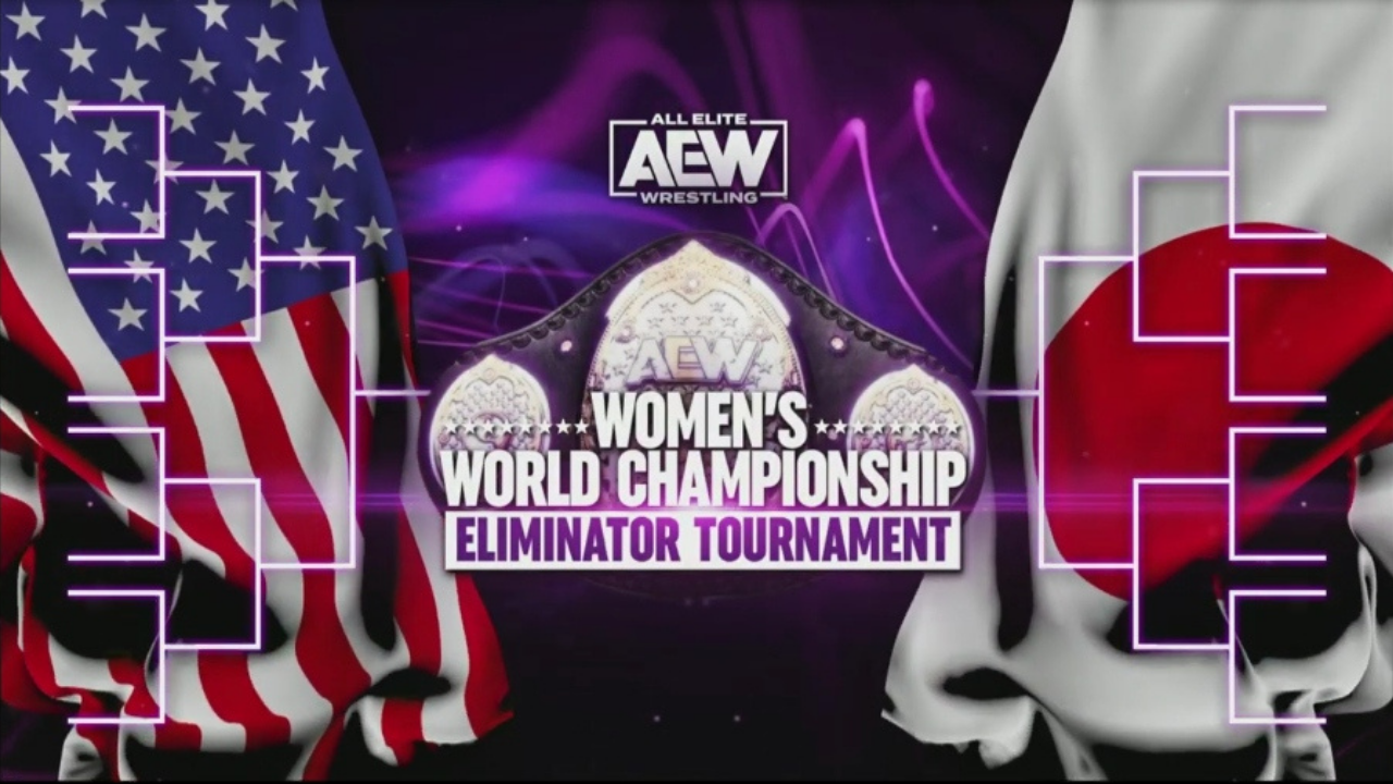 Huge SPOILER On AEW Women's World Title Eliminator Tournament