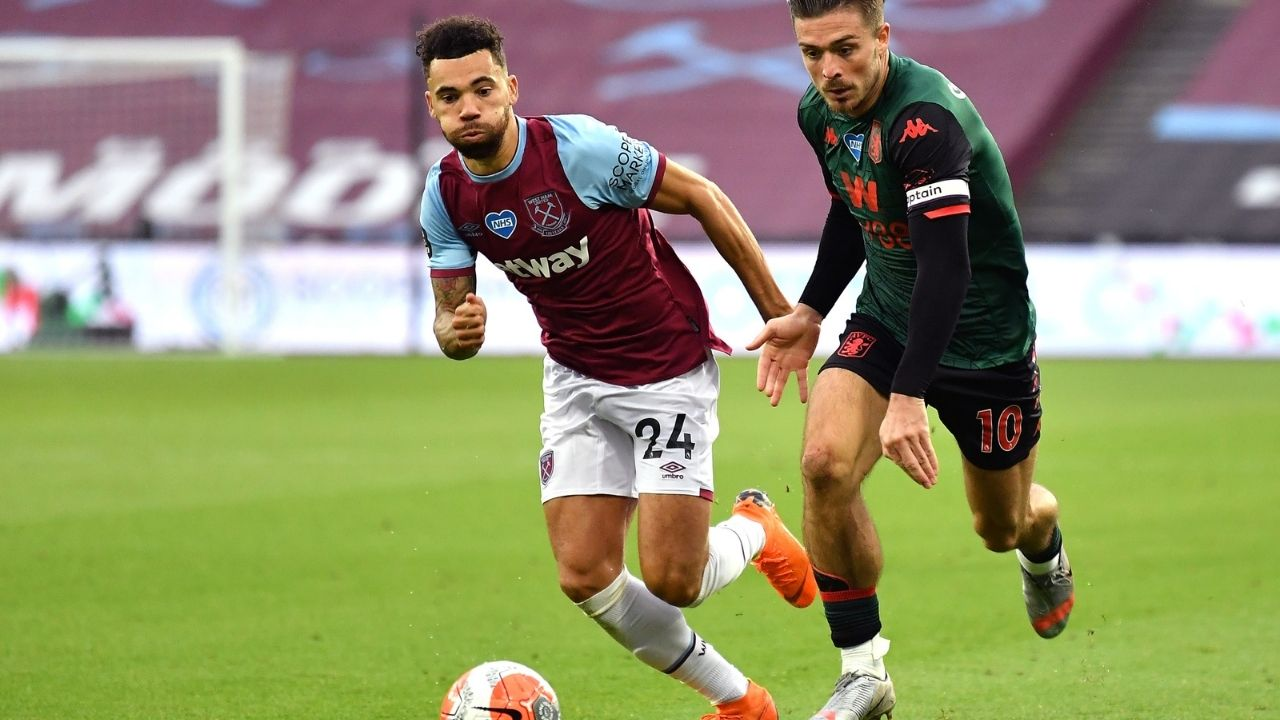 WATCH: Vladimir Coufal Asks Ryan Fredericks Not To Apologise To Jack Grealish