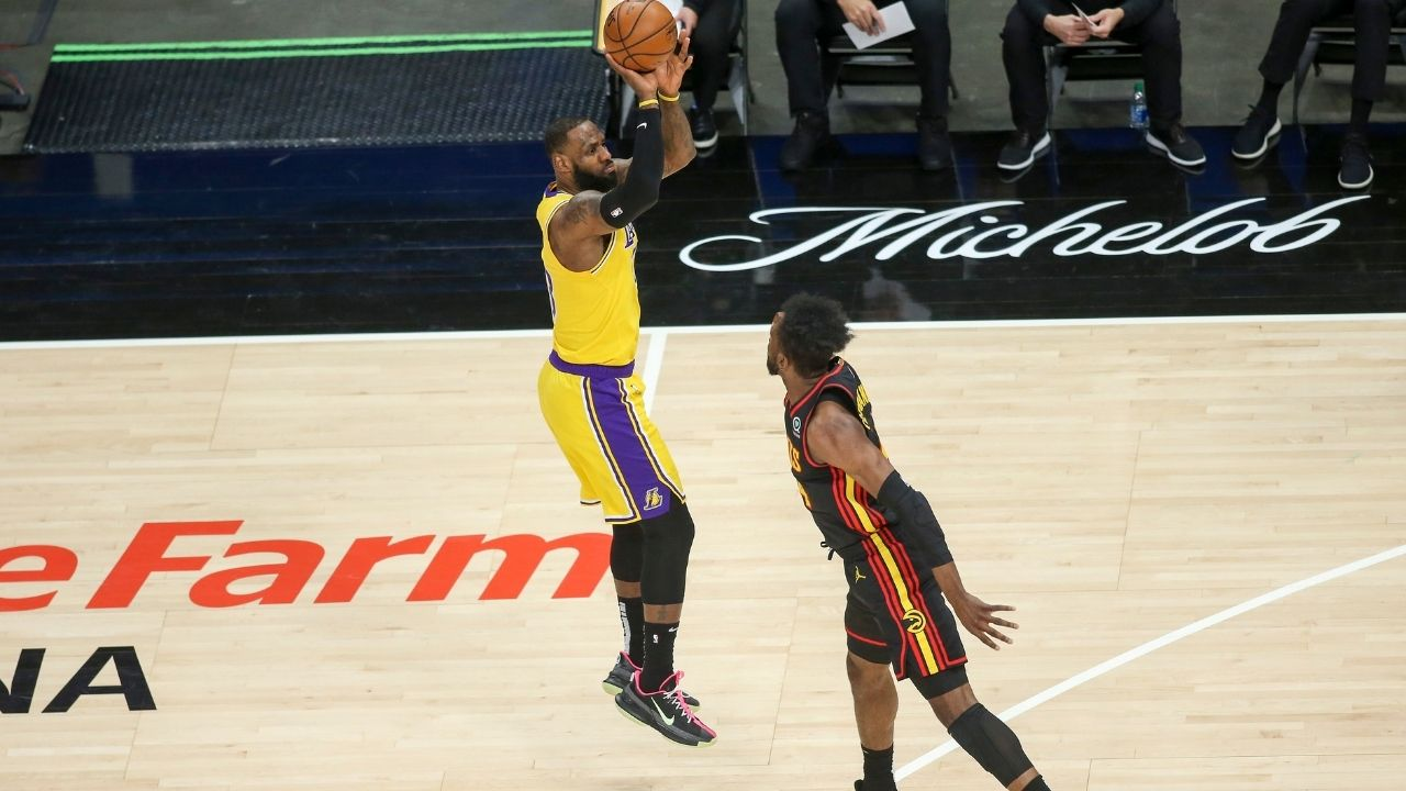 'Stop it LeBron James': Draymond Green left in awe of Lakers star's 4th quarter performance against Ja Morant's Grizzlies