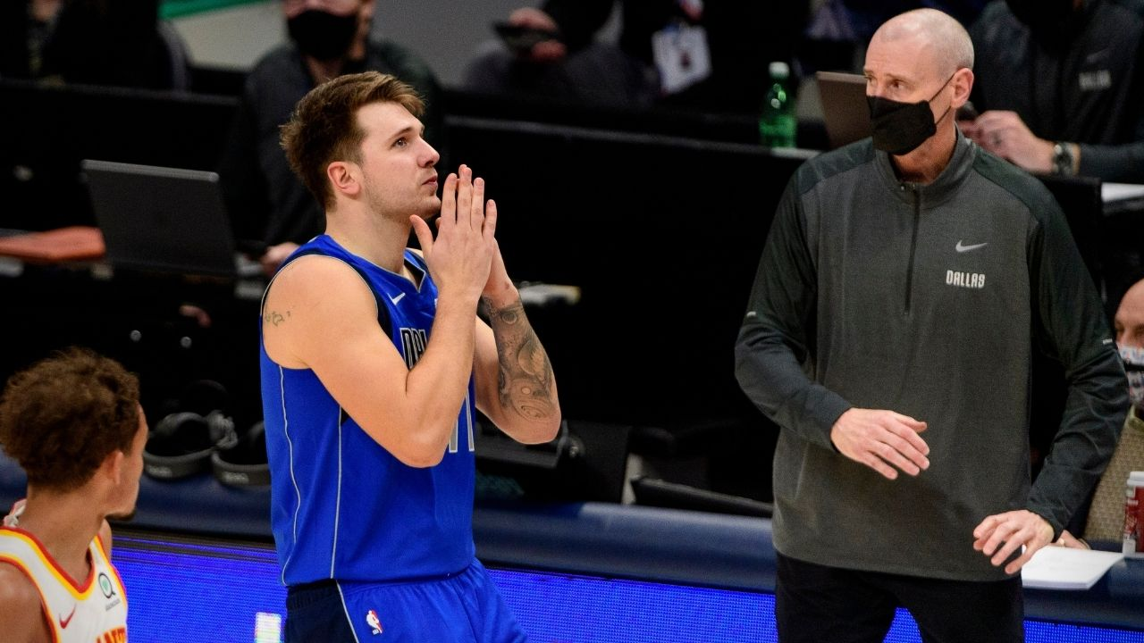 'Luka Doncic is wired like Michael Jordan, LeBron James, Larry Bird and Kobe Bryant': Rick Carlisle compares his franchise star's mentality to some of the NBA's greats