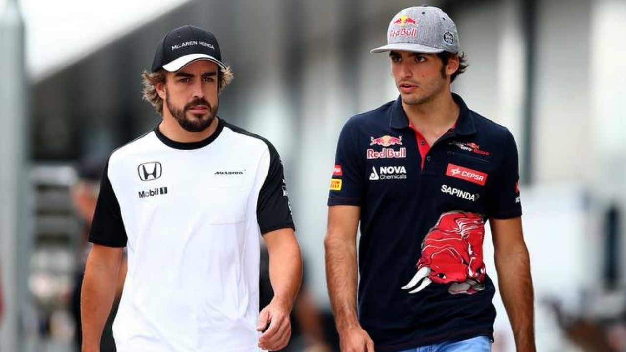 """""""There's never going to be another Fernando Alonso""""- Carlos Sainz doesn't want to emulate his idol"""