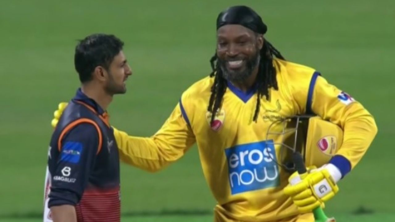 Fastest 50 in cricket history: Chris Gayle smashes 12-ball half-century to equal own fastest half-century record