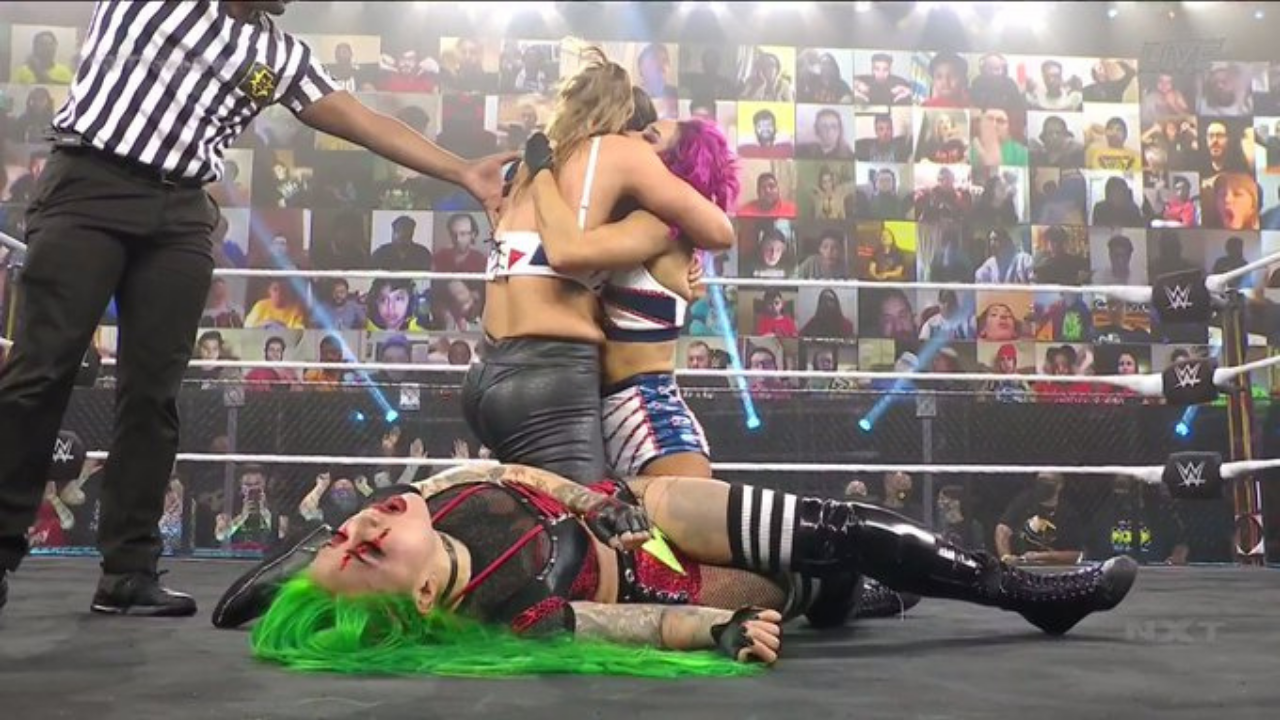 Dakota Kai and Raquel Gonzalez win maiden Women's Dusty Rhodes Tag Team Classic at NXT TakeOver Vengeance