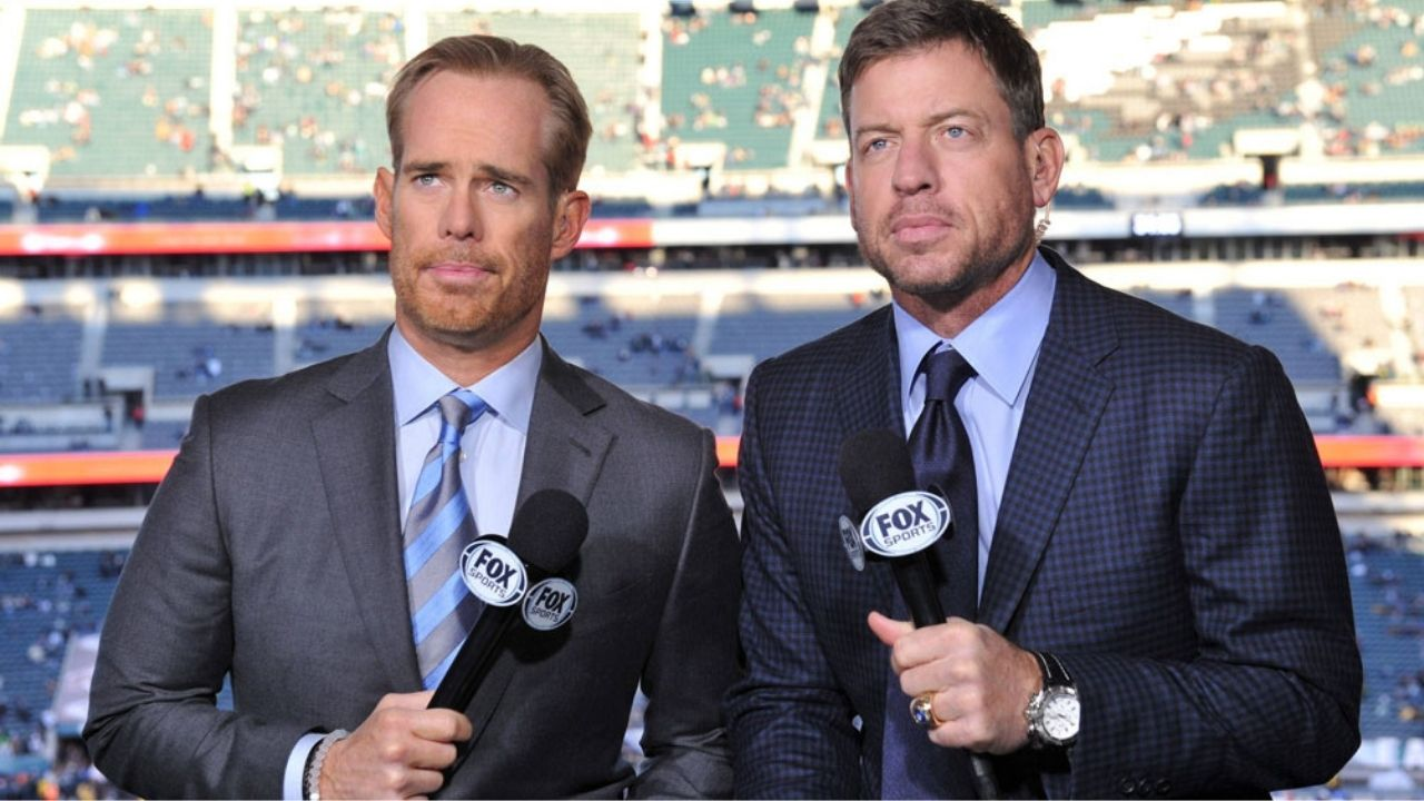 """""""It's a good mental trigger to just chill"""": Joe Buck Speaks on Drinking Tequila With Troy Aikman in the Broadcast Booth"""