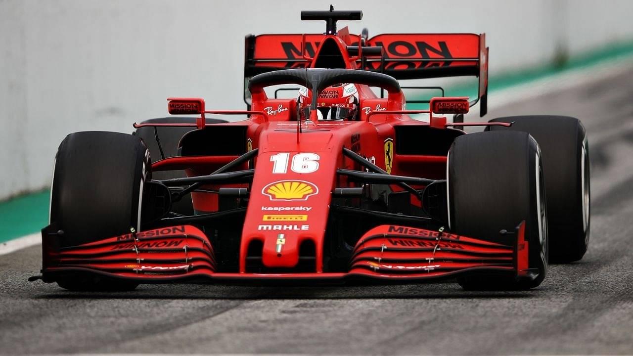 Formula One Is Ferrari Former F1 Boss The Sportsrush