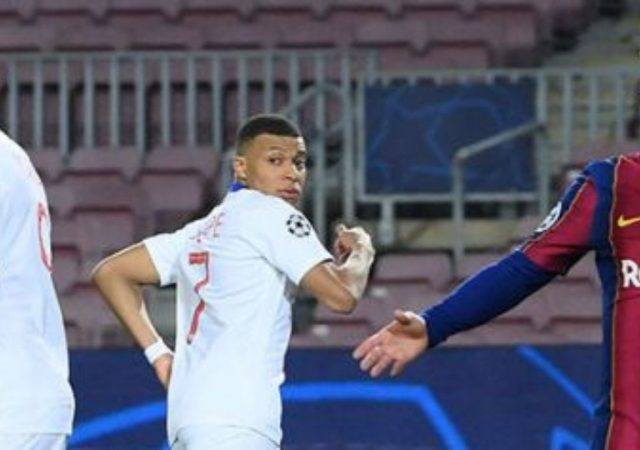 """I will kill you in the street"": Livid Kylian Mbappe Sends Bone Chilling Threat To Jordi Alba"