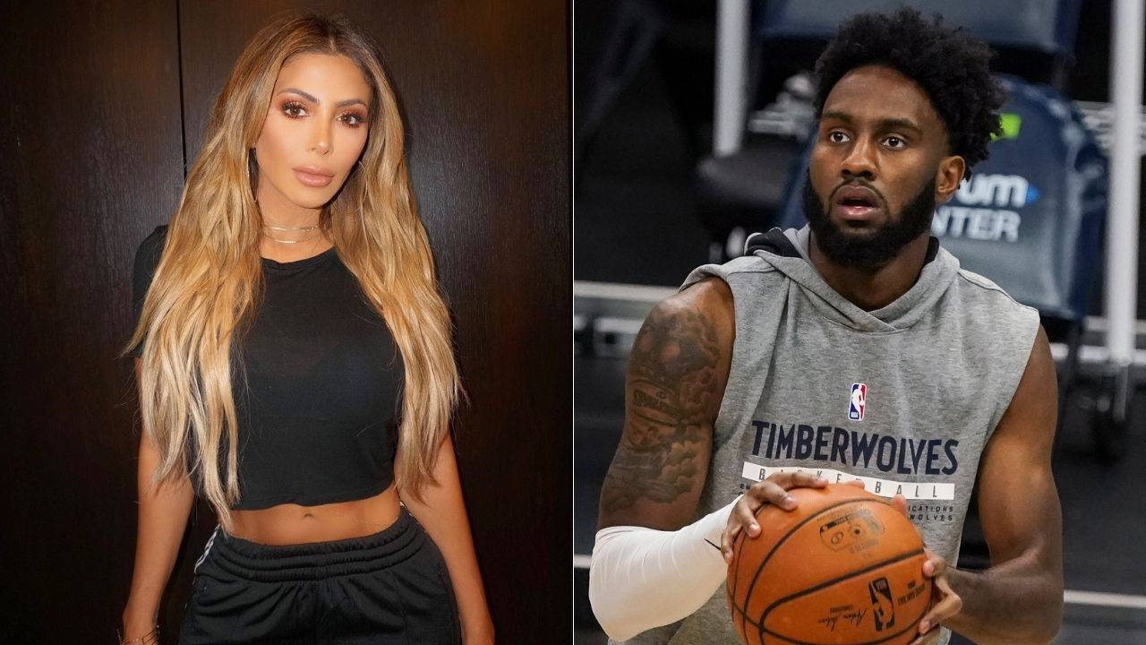 'Malik Beasley and his wife weren't together': Bulls legend Scottie Pippen's ex-wife Larsa Pippen reveals why she decided to meet the Timberwolves guard