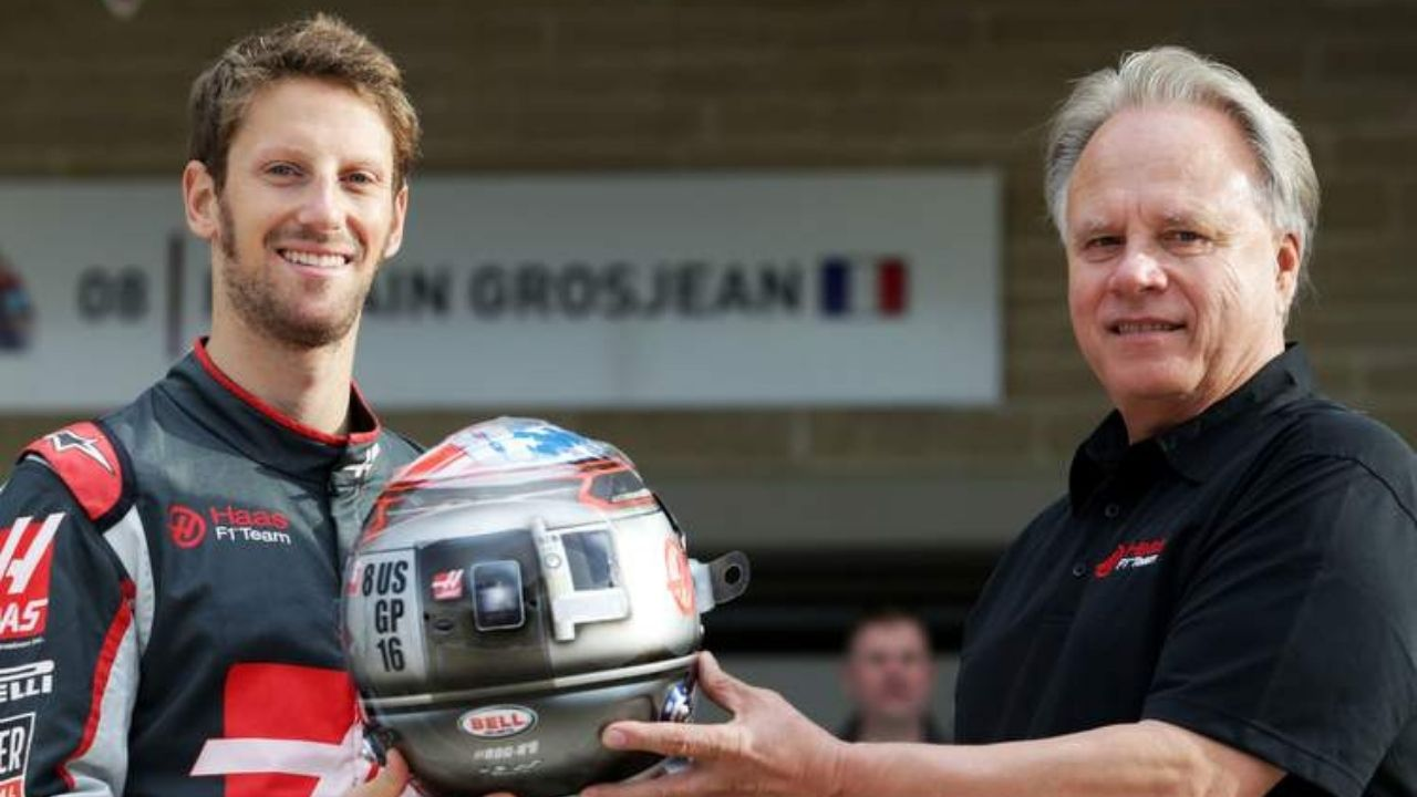 """""""He needs to stay home""""- Haas pulls out from Romain Grosjean's IndyCar sponsorship"""