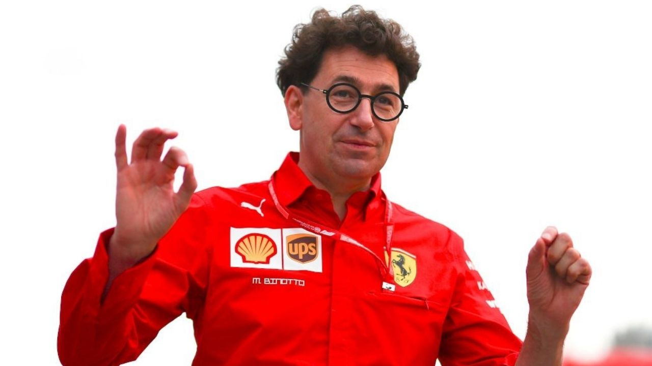 """I expect less mistakes, very few, or none""- Ferrari boss Mattia Binotto's expectations in 2021"