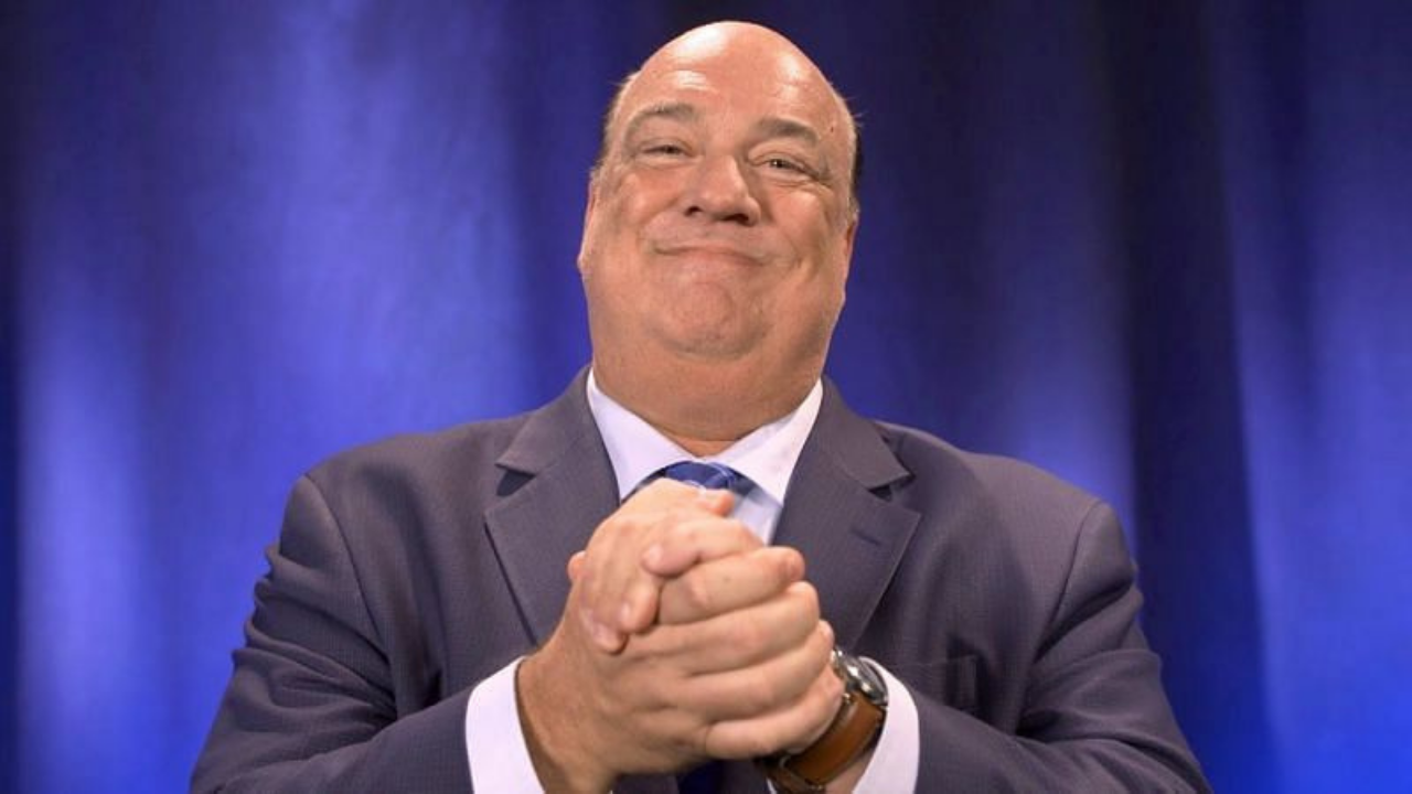 WWE star reacts to Paul Heyman claiming she has a mad crush on him