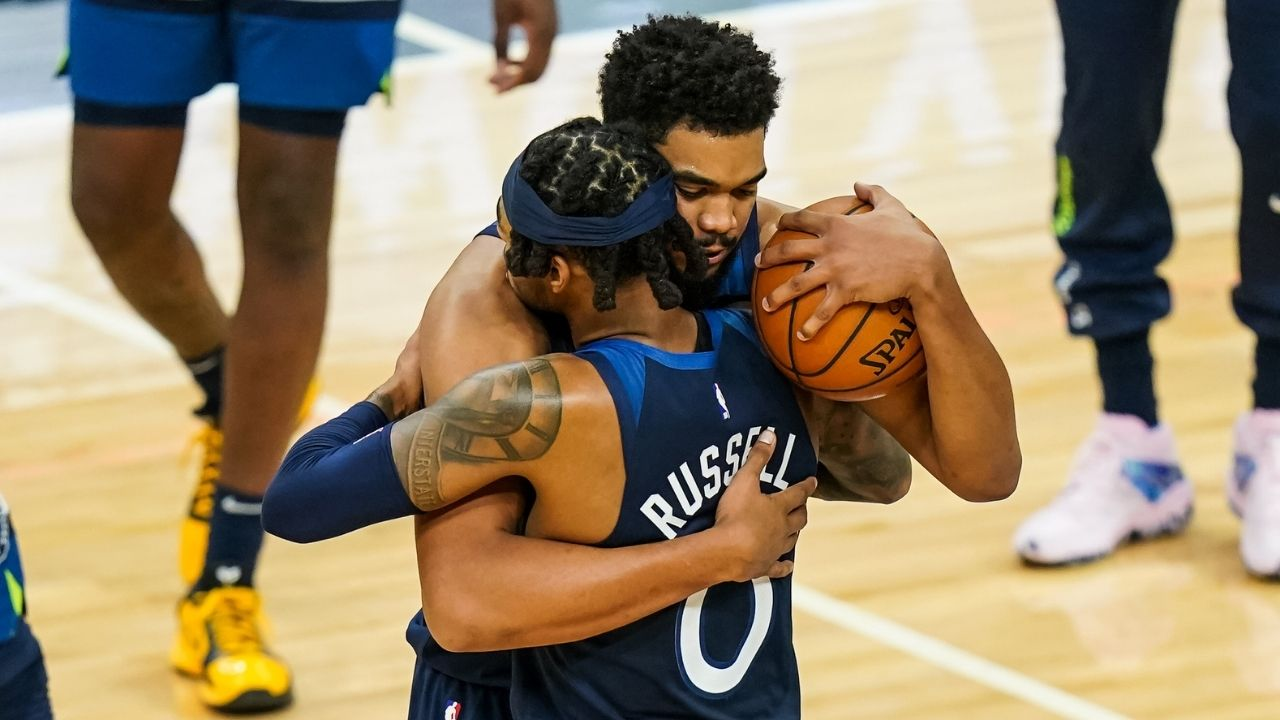 'I was just smiling on the court': Karl-Anthony Towns opens about playing after missing 13 Timberwolves games due to COVID-19
