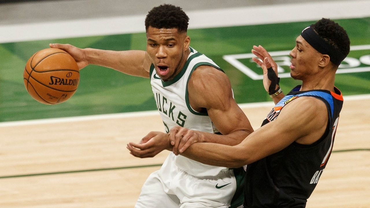 """""""Hey, pay for your share!"""": How Giannis Antetokounmpo used to split the bill in McDonald's when he joined the NBA"""