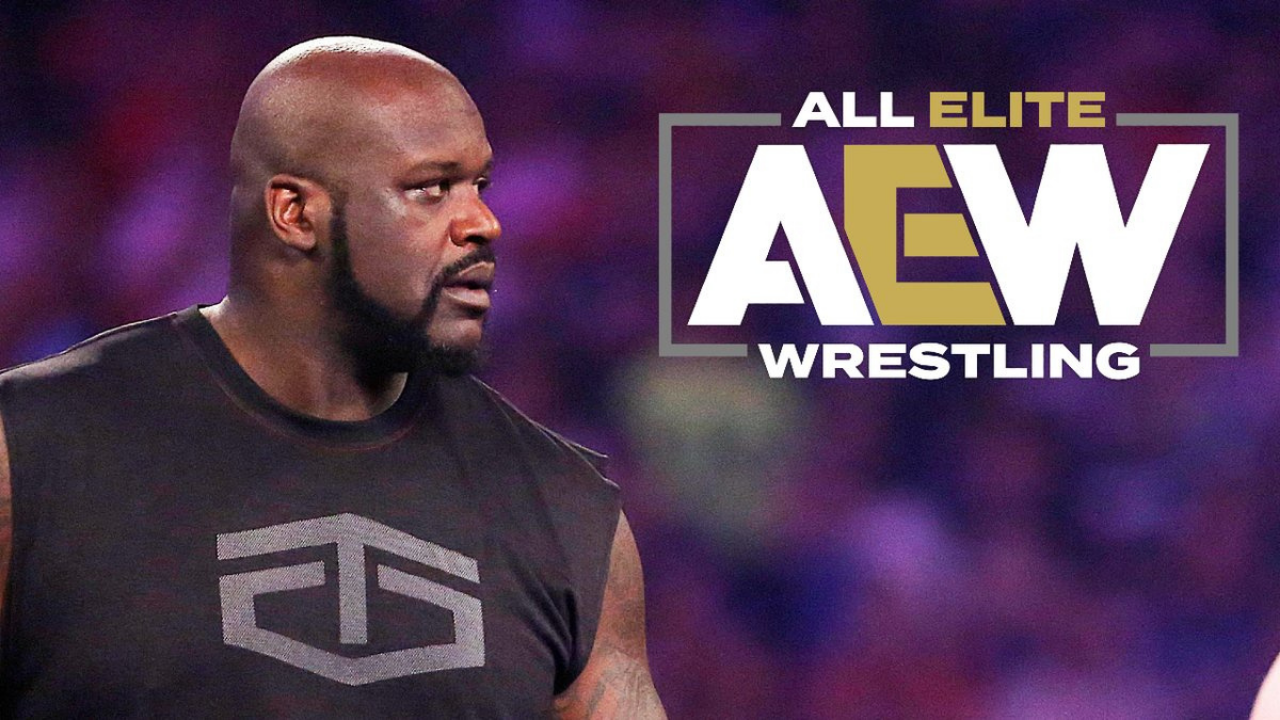 Why is Shaquille O'Neal fighting at Dynamite instead of AEW Revolution