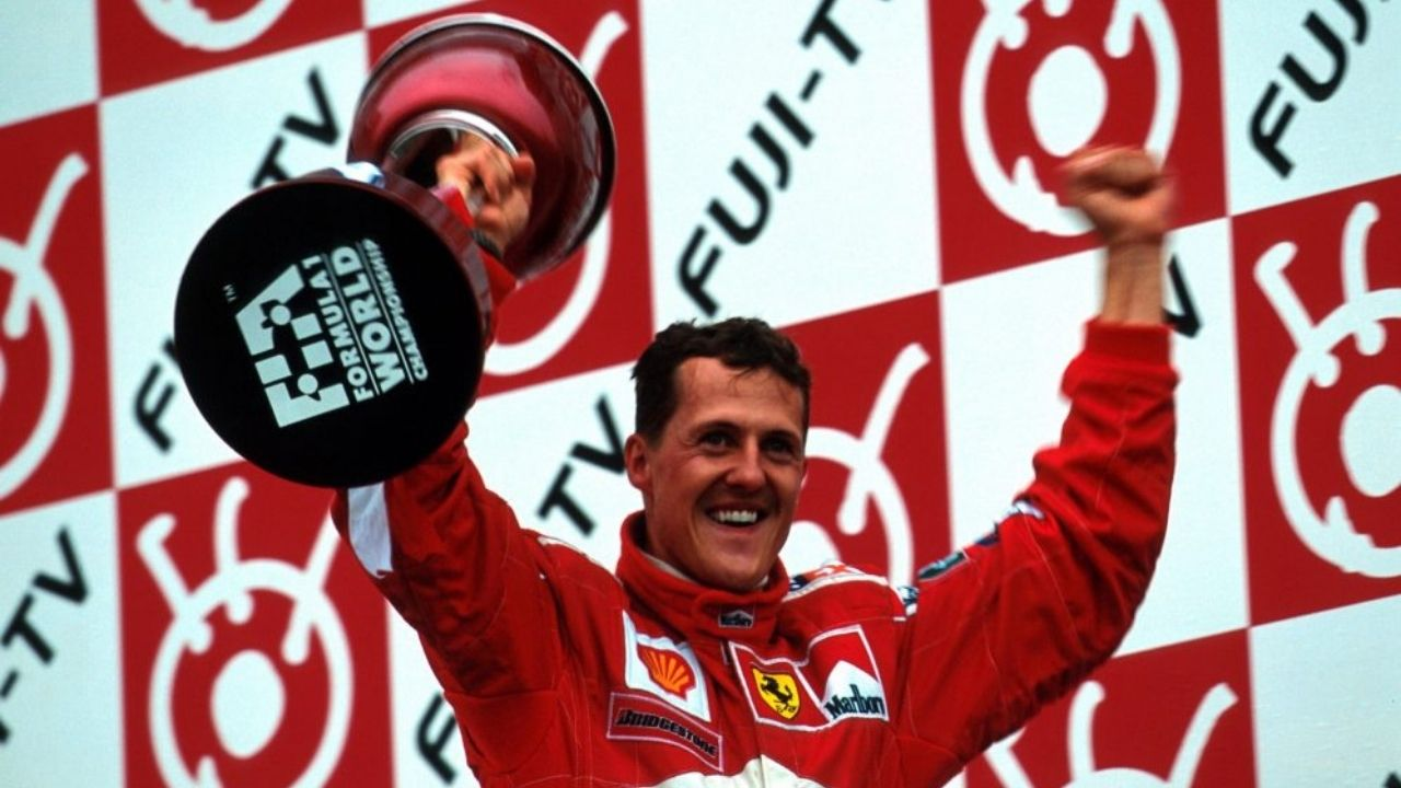 """""""Goosebump moment for me""""- Mick Schumacher reveals best moment of his father's career"""