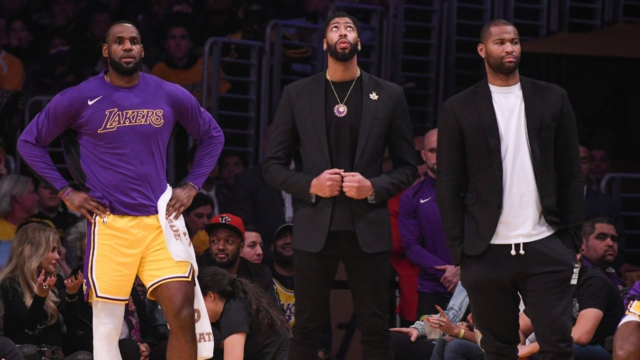 """LA Lakers will be signing DeMarcus Cousins"": Kevin O'Connor believes the Rockets center will team up with LeBron James and Anthony Davis once again"