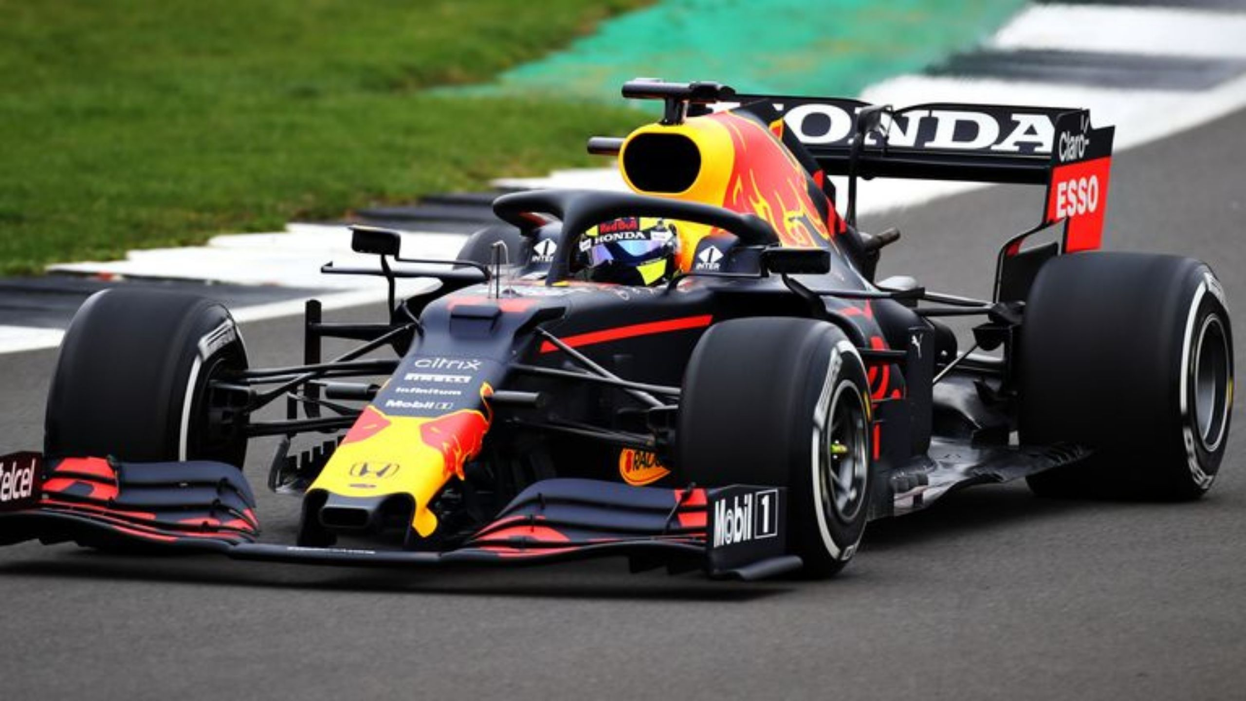 """""""Driving a new car is always special"""" - Sergio Perez and Max Verstappen take the RB16B to the track for the first time"""