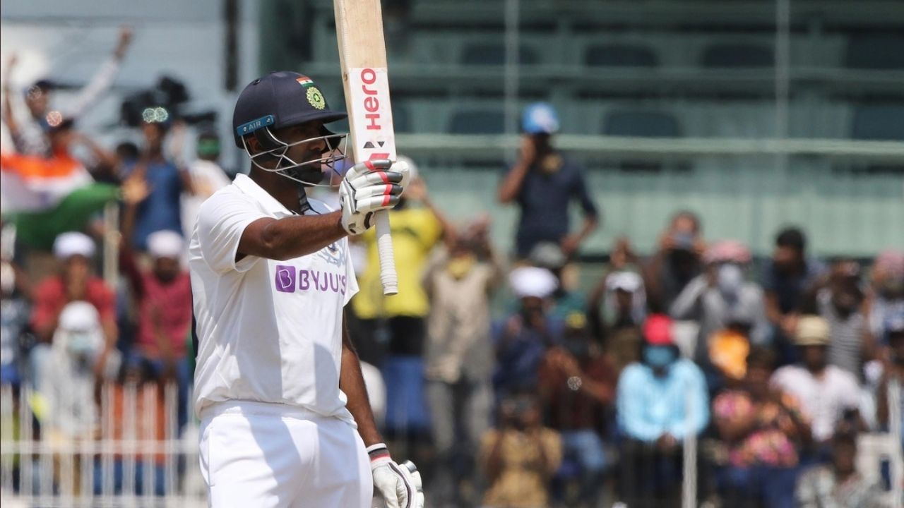 R Ashwin 100: Shikhar Dhawan, Wasim Jaffer, Harbhajan Singh and others laud Ashwin for 5th Test century