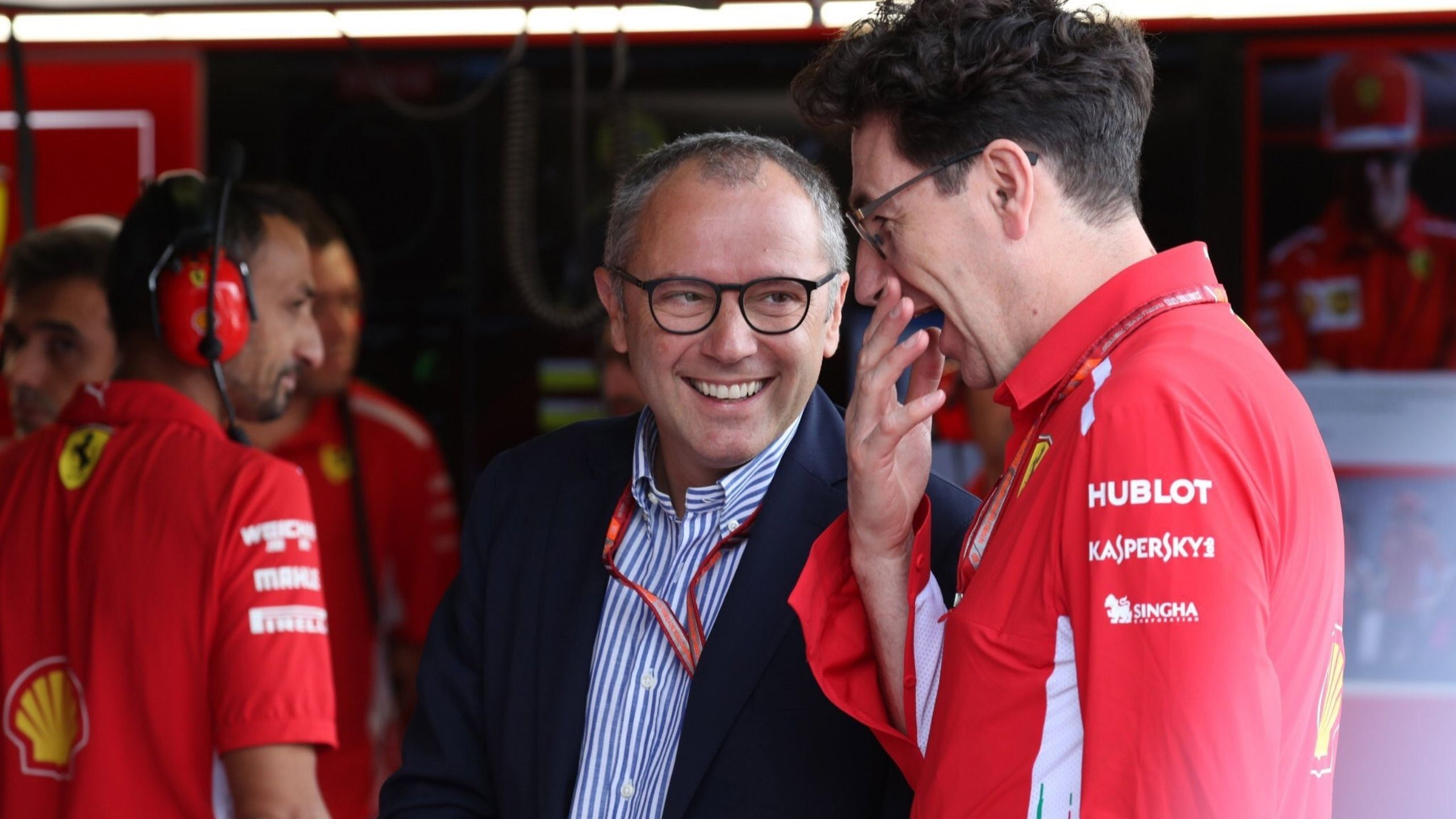 """""""The Ferrari adventure affects the entire sports audience"""" - F1 CEO Stefano Domenicali backs former team to return to the pinnacle"""