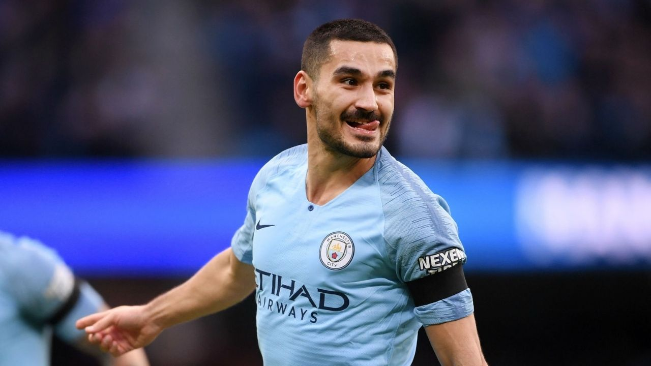 """""""When they tell you it's Superbowl"""": Ilkay Gundogan Finds The Funny Side In His Penalty Miss Against Liverpool"""