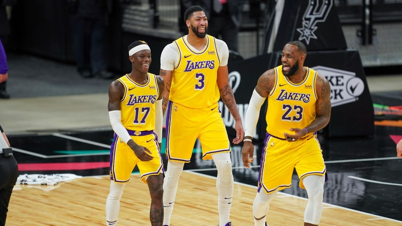 """""""Without Anthony Davis, the Lakers have no chance against Kevin Durant's Nets"""": Stephen A. Smith believes LeBron James and co. cannot win 2021 NBA title with no AD"""