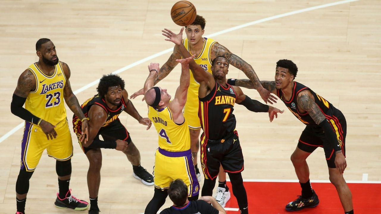 """""""Anthony Davis trolled Rajon Rondo"""": Lakers star reveals how he, coach Frank Vogel and LeBron James designed a ploy to get the better of their former teammate"""
