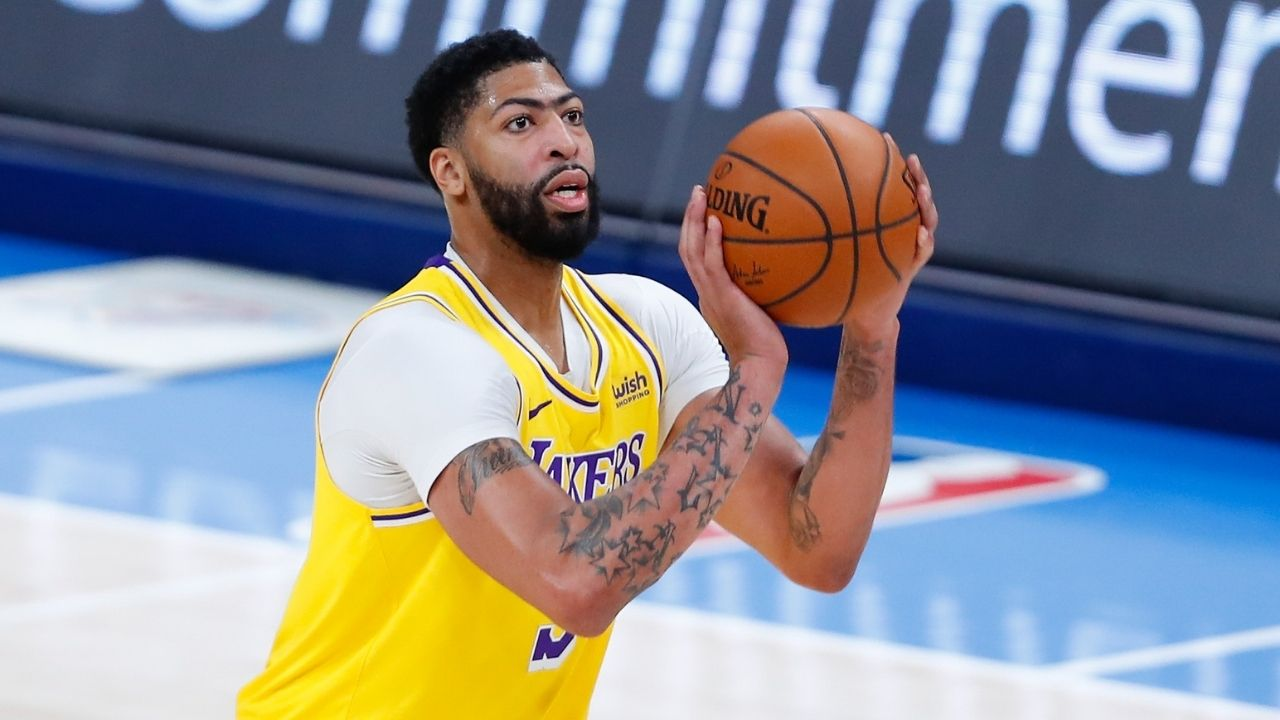 'Injuries have slowed Anthony Davis down': Lakers' coach Frank Vogel on AD's slow start to the season despite LeBron James popping off