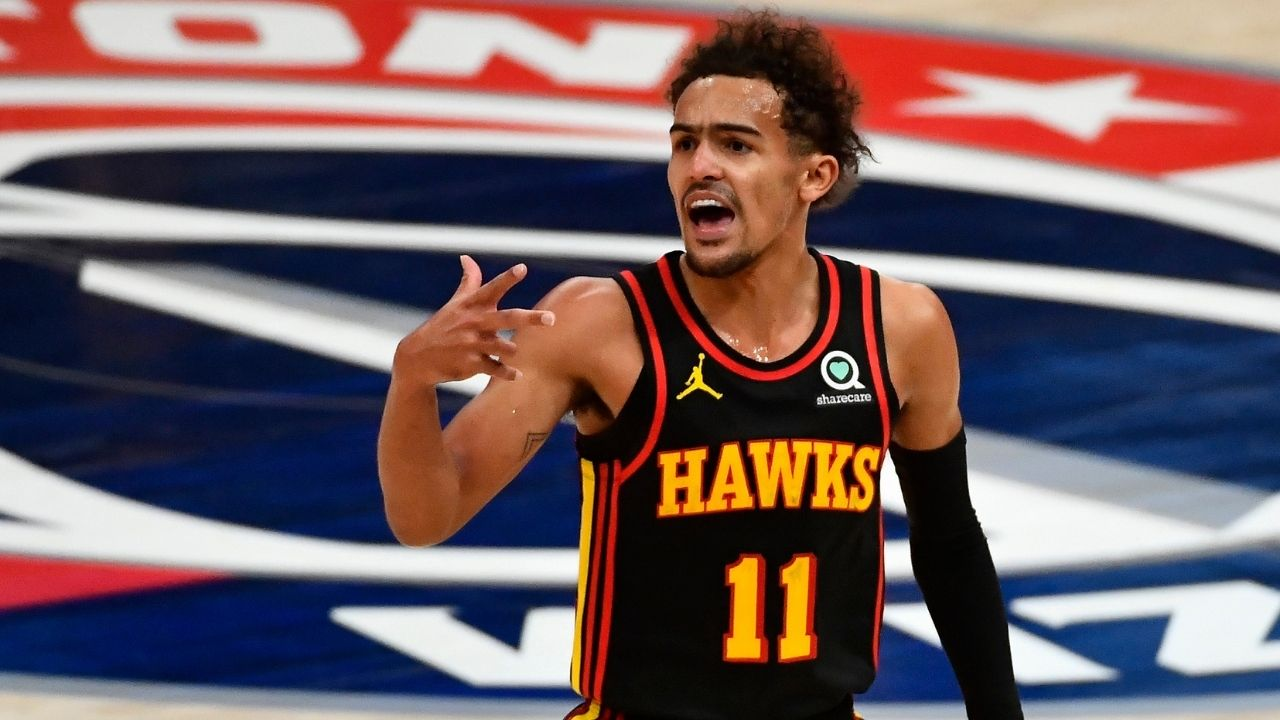 """""""Trae Young was heated at the referees"""": Hawks star loses his cool, barks at officials after a close loss to Luka Doncic and his Mavericks"""