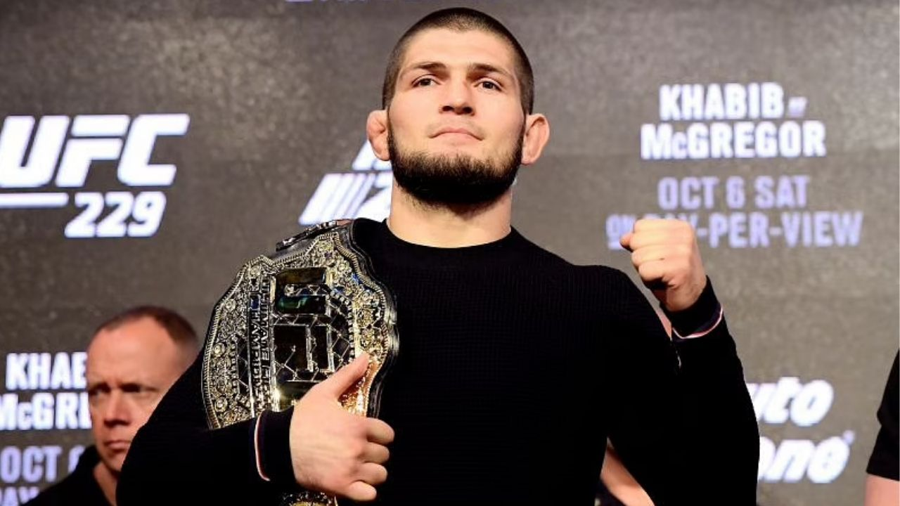 Image result for khabib nurmagomedov