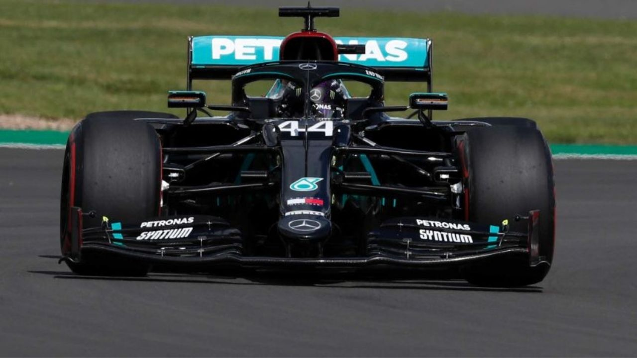 Mercedes announces launch date for 2021 F1 car