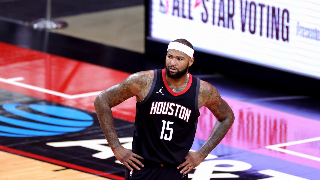 """""""Boogie is not joining LeBron James and Anthony Davis"""": Lakers reportedly not in the race for DeMarcus Cousins after Houston Rockets release him"""